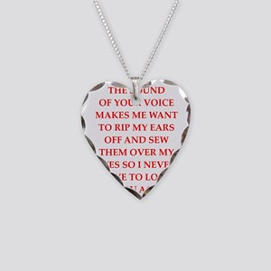 hate Necklace