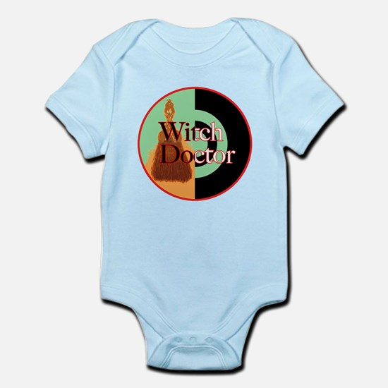 Witch Doctor Infant Bodysuit