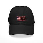 Free Lauren-1 Black Cap