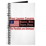 Free Lauren-1 Journal