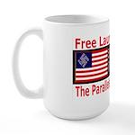 Free Lauren-1 Large Mug