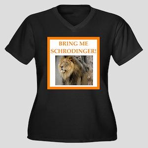 physics Plus Size T-Shirt