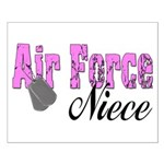Air Force Niece Small Poster