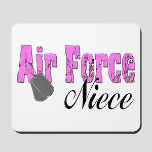 Air Force Niece Mousepad