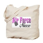 Air Force Niece  Tote Bag