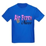 Air Force Niece Kids Dark T-Shirt