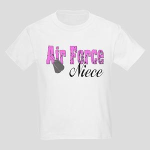 Air Force Niece Kids Light T-Shirt