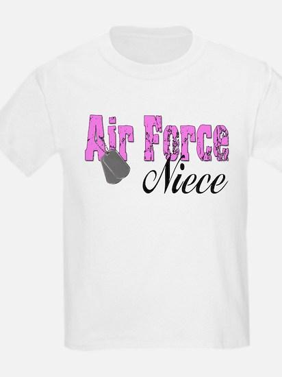 Air Force Niece T-Shirt