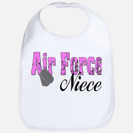 Air Force Niece Bib