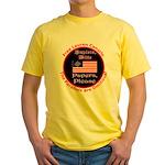 Free Lauren-2 Yellow T-Shirt