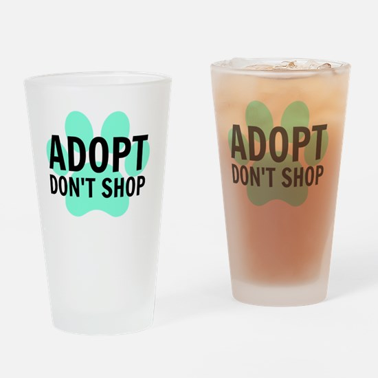Funny Puppy mill Drinking Glass