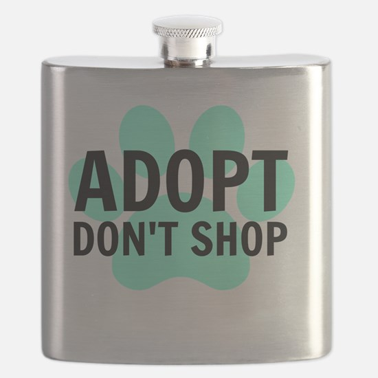 Cute Animal rescue Flask