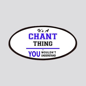 It's CHANT thing, you wouldn't understand Patch