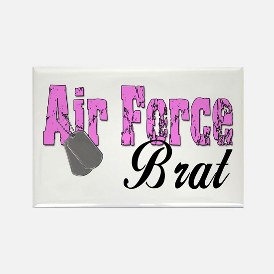 Air Force Brat ver1 Rectangle Magnet