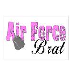 Air Force Brat ver1 Postcards (Package of 8)