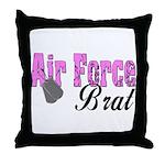 Air Force Brat ver1  Throw Pillow