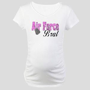 Air Force Brat ver1 Maternity T-Shirt