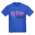 Air Force Brat ver1 Kids Dark T-Shirt