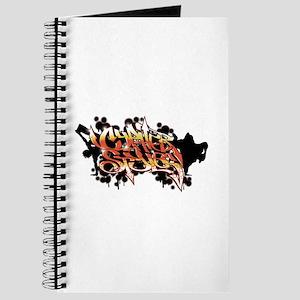 High Rez CS Graffiti Journal