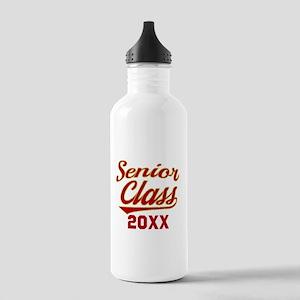 Senior Class 20xx Water Bottle