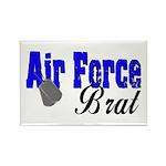 Air Force Brat ver2 Rectangle Magnet (100 pack)