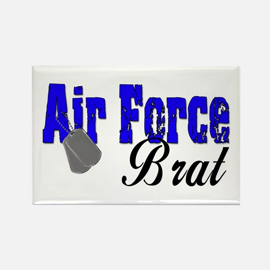 Air Force Brat ver2 Rectangle Magnet