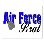 Air Force Brat ver2 Small Poster