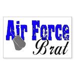 Air Force Brat ver2 Rectangle Sticker