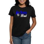 Air Force Brat ver2 Women's Dark T-Shirt