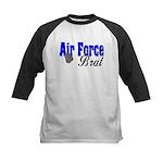 Air Force Brat ver2 Kids Baseball Jersey