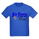 Air Force Brat ver2 Kids Dark T-Shirt