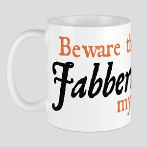 Beware the Jabberwock Mug