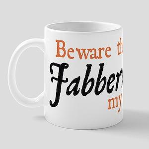 Beware the Jabberwock Mug