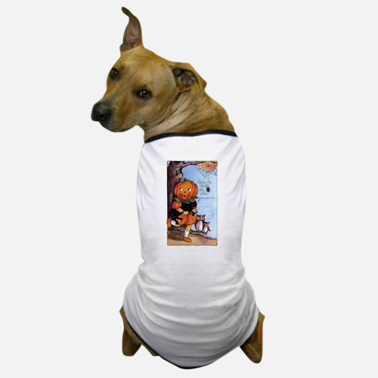 Halloween 35 Dog T-Shirt