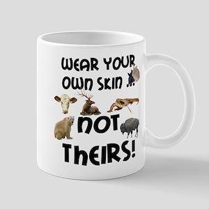 Wear Own Skin Variety Mug