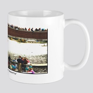"""Watching the Regatta"" Mug"