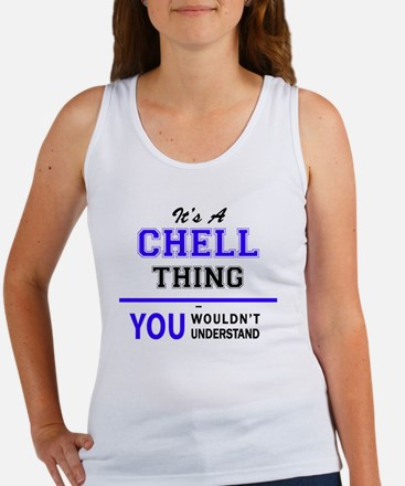 It's CHELL thing, you wouldn't understand Tank Top