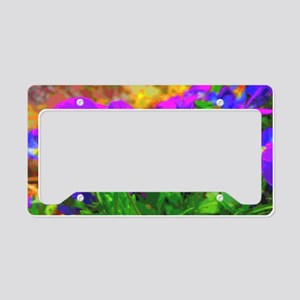 Lacey License Plate Holder