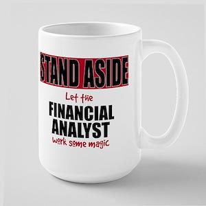 Financial Analyst Mugs