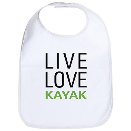 Live Love Kayak Bib