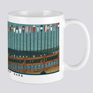 """Championship Oars"" Mug"