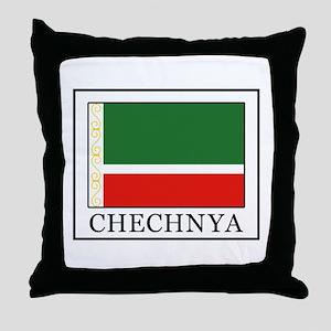Chechnya Throw Pillow