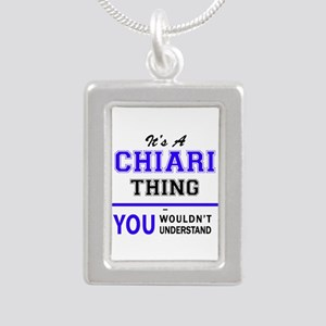 It's CHIARI thing, you wouldn't understa Necklaces