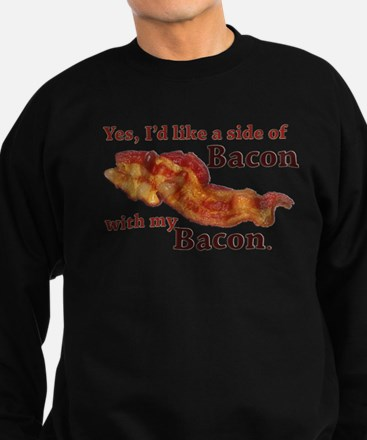 side of bacon Jumper Sweater
