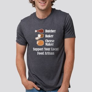 Food Artisan Women's Dark T-Shirt