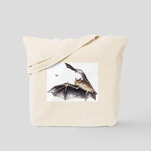 Bat for Bat Lovers Tote Bag