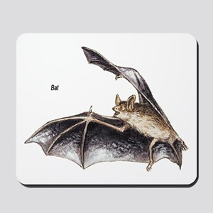 Bat for Bat Lovers Mousepad