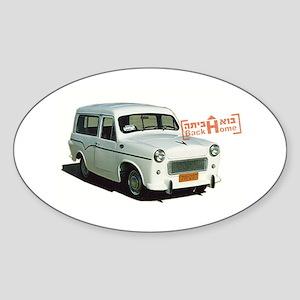susita Oval Sticker