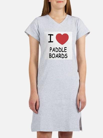 I heart paddleboards T-Shirt