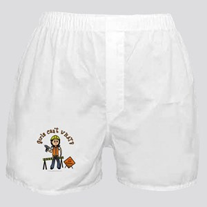 Light Construction Worker Boxer Shorts